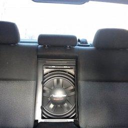 E90_Skisack_Subwoofer BMW-Syndikat Fotostory