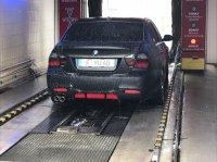 BMW Heckschürze M Paket mit Perfomance Difussor
