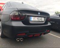 BMW M Performance Heckeinsatz / Diffusor Performance Difussor