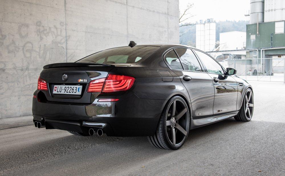 """2016 Bmw M5 >> M5 F10 [ 5er BMW - F10 / F11 / F07 ] """"M5"""" - [Tuning ..."""