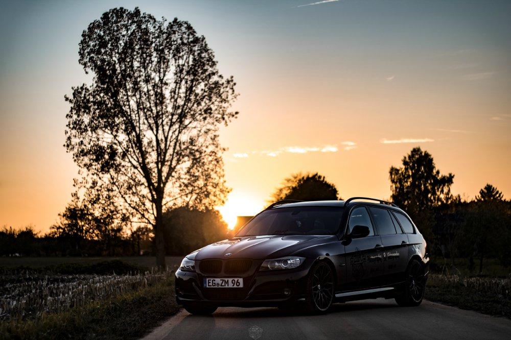 Das z.arte Filmfahrzeug! - 3er BMW - E90 / E91 / E92 / E93