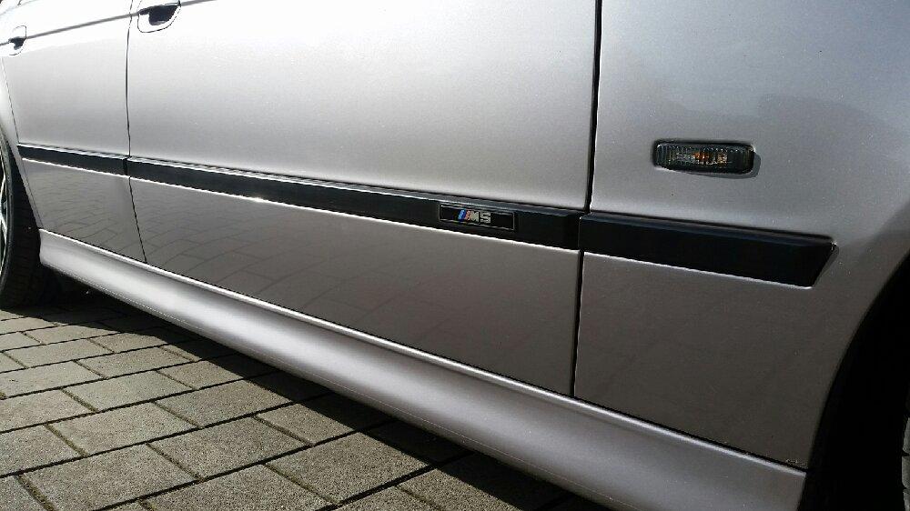 PROJECT BIM///MER - 5er BMW - E39