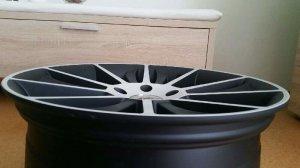 ASA Felgen AR6 Felge in 8.5x19 ET 15 mit Hankook Ventus S1 Evo2 Reifen in 235/35/19 montiert vorn Hier auf einem 5er BMW E39 523i (Limousine) Details zum Fahrzeug / Besitzer