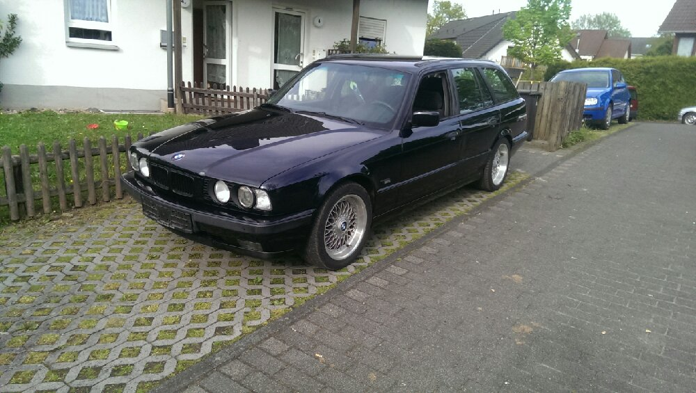 E34 520i Touring - 5er BMW - E34