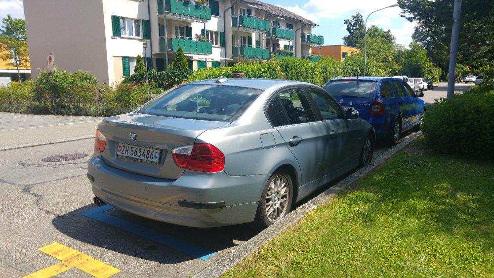 e90, 325i Limousine - 3er BMW - E90 / E91 / E92 / E93