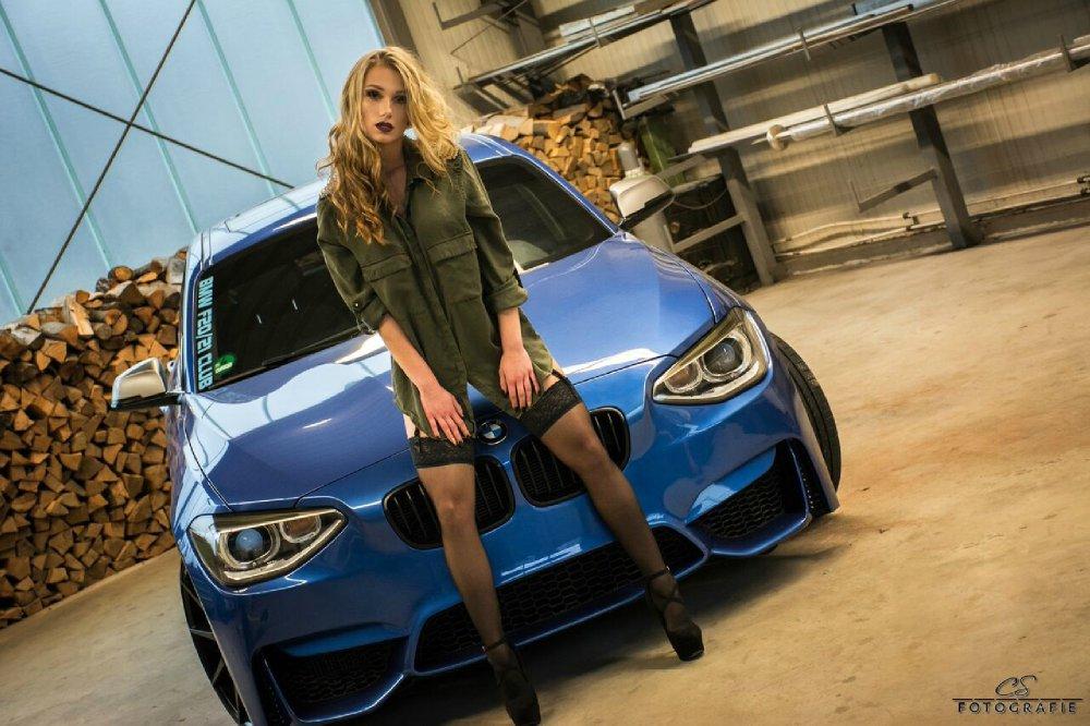 BMW M135i Project KT M4 Umbau - 1er BMW - F20 / F21