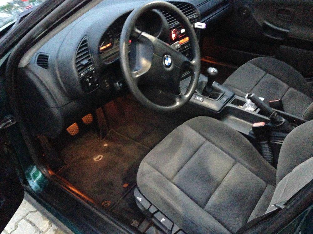 BMW E36 Limousine [HULK] - 3er BMW - E36