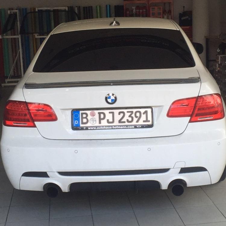 E92, 335i Dkg n55 - 3er BMW - E90 / E91 / E92 / E93