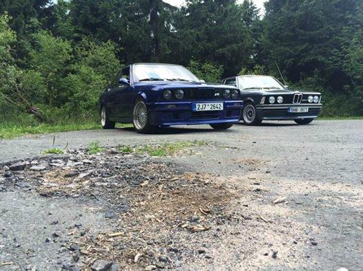 E30 320i baur TC2 - 3er BMW - E30