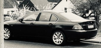 745i BMW-Syndikat Fotostory