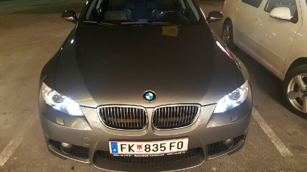 E92 330xd Wolf in the Mountains - 3er BMW - E90 / E91 / E92 / E93