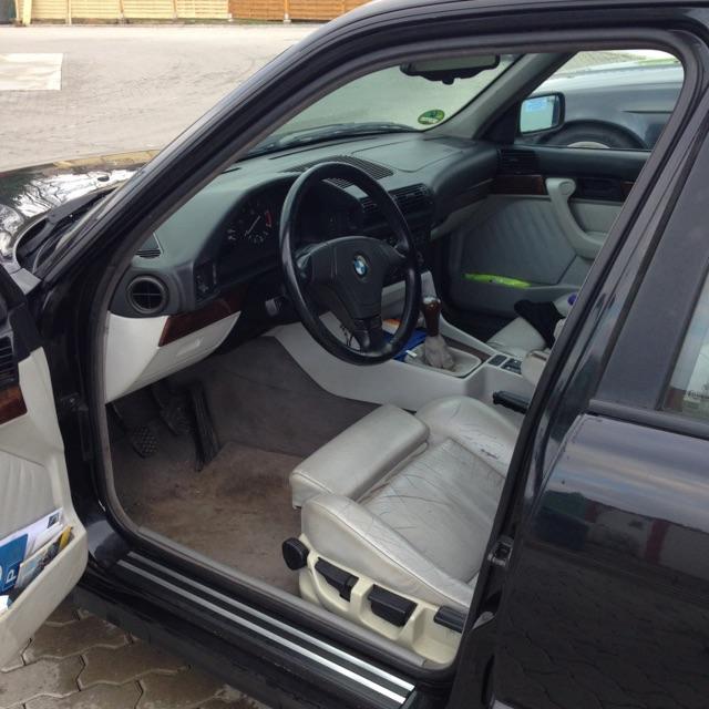 525TDS Touring - 5er BMW - E34