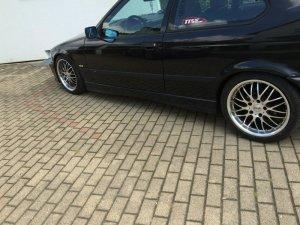 Dotz Mugello Felge in 8.5x17 ET 35 mit Goodyear  Reifen in 215/45/17 montiert hinten Hier auf einem 3er BMW E36 316i (Compact) Details zum Fahrzeug / Besitzer