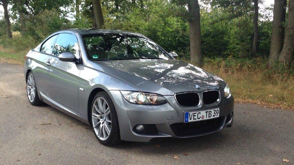klein aber fein 320i ! - 3er BMW - E90 / E91 / E92 / E93