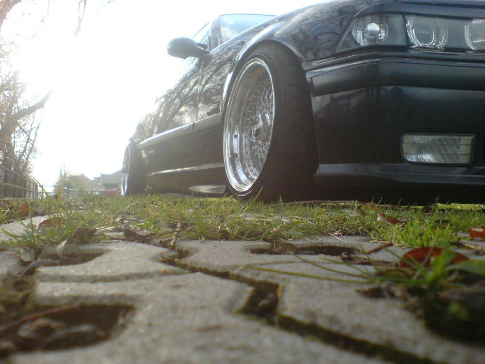 Leistung statt Spoiler - 3er BMW - E36