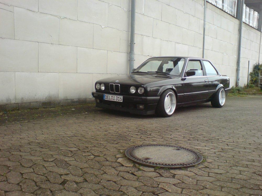 E30 Limo mit E34 M5 Motor (ehem. 320i) - 3er BMW - E30