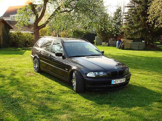 Mein alter E46 320d - 3er BMW - E46