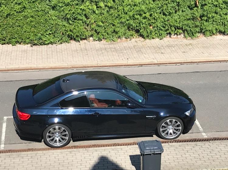 M3 E92 G-Power Jerezschwarz - 3er BMW - E90 / E91 / E92 / E93