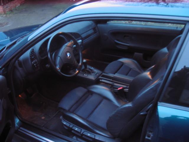 328i Individual Coupe --> S50B32 - 3er BMW - E36