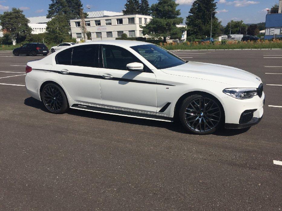 G30 Limousine - 5er BMW - G30 / G31 und M5