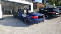 *zu Verkaufen* e93 LCI Traum in Blau - 3er BMW - E90 / E91 / E92 / E93 - hinten.jpg