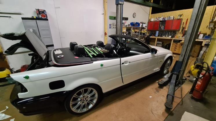 E46 320 Cabrio - 3er BMW - E46