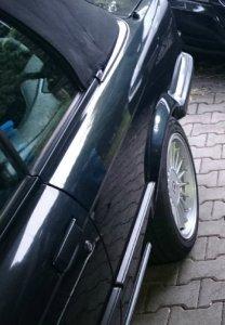 Alpina  Felge in 8x16 ET  mit Goodyear Eagle Reifen in 225/45/16 montiert hinten Hier auf einem 3er BMW E30 325i (Cabrio) Details zum Fahrzeug / Besitzer