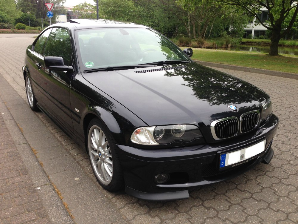 330ci smg clubsport 3er bmw e46 coupe tuning. Black Bedroom Furniture Sets. Home Design Ideas