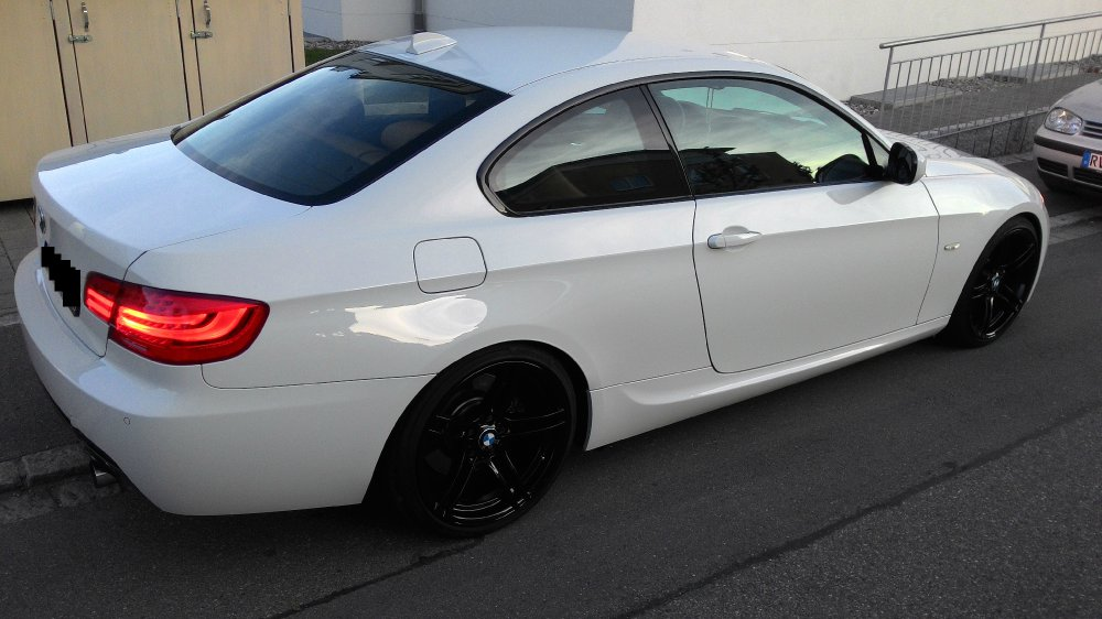 Bmw 335i Coupe DKG - 3er BMW - E90 / E91 / E92 / E93