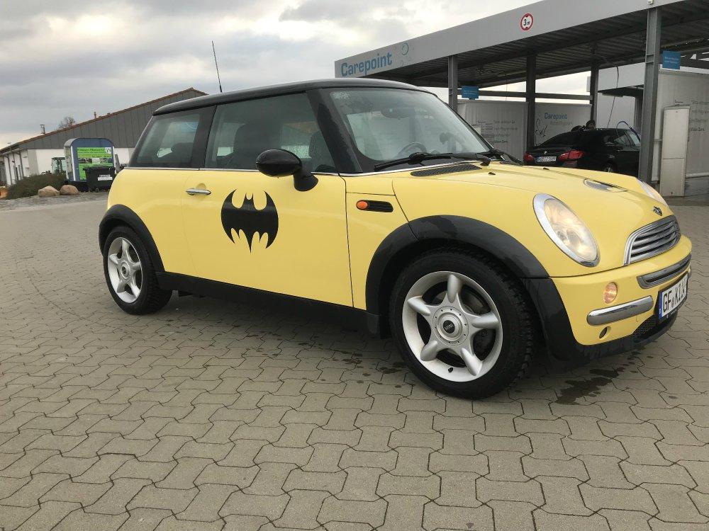 Mini Batmobil - Fotostories weiterer BMW Modelle