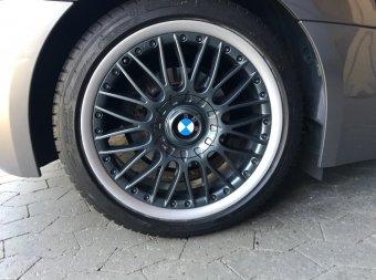 BMW M Performance Kreuzspeiche M101 Felge in 8.5x18 ET 50 mit Michelin Pilot Sport 3 ZP Reifen in 255/35/18 montiert hinten Hier auf einem Z4 BMW E85 3.0i (Roadster) Details zum Fahrzeug / Besitzer