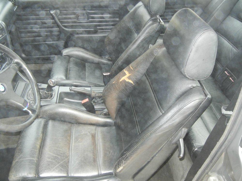 E30 M3 Lachssilber - 3er BMW - E30