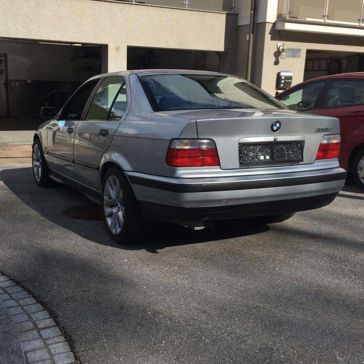 """Bmw 316i: E36 ] """"Limousine"""""""