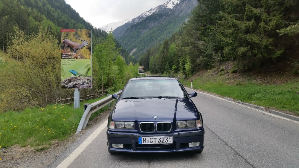 323ti Sport Limited Edition - 3er BMW - E36