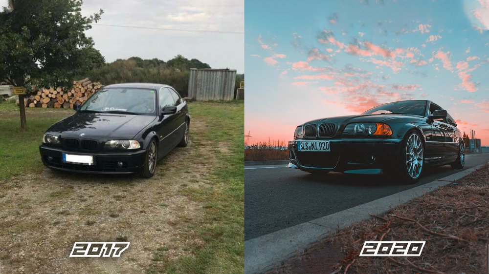 ProjectFourtySix - 3er BMW - E46