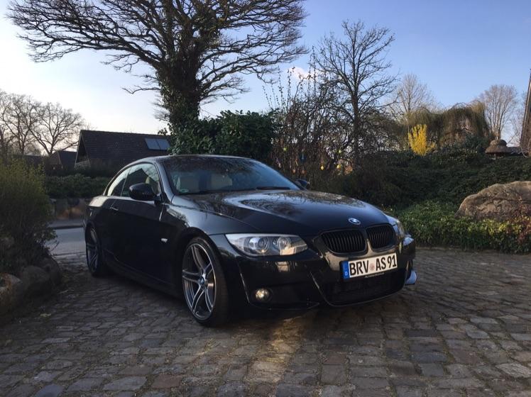 E93 - 3er BMW - E90 / E91 / E92 / E93
