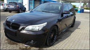 E61_Edition_in_Rubinschwarz BMW-Syndikat Fotostory