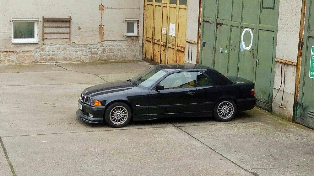 Cosmosschwarzer Traum - 3er BMW - E36