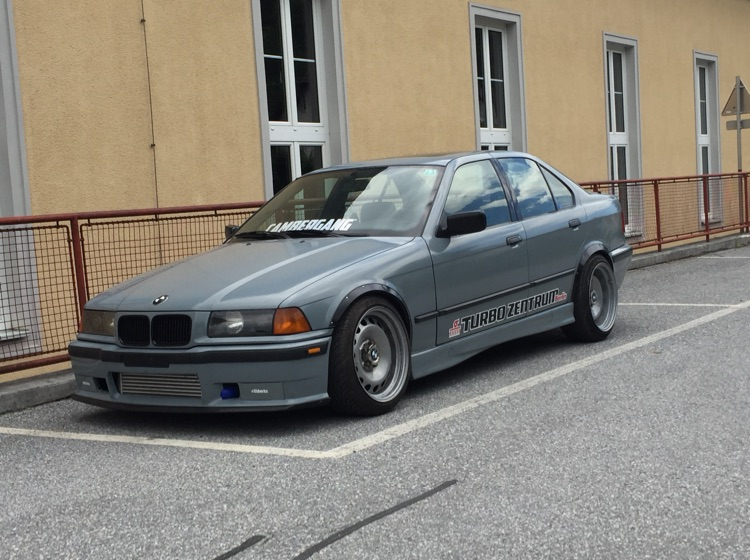 E36 320i Turbo limo - 3er BMW - E36