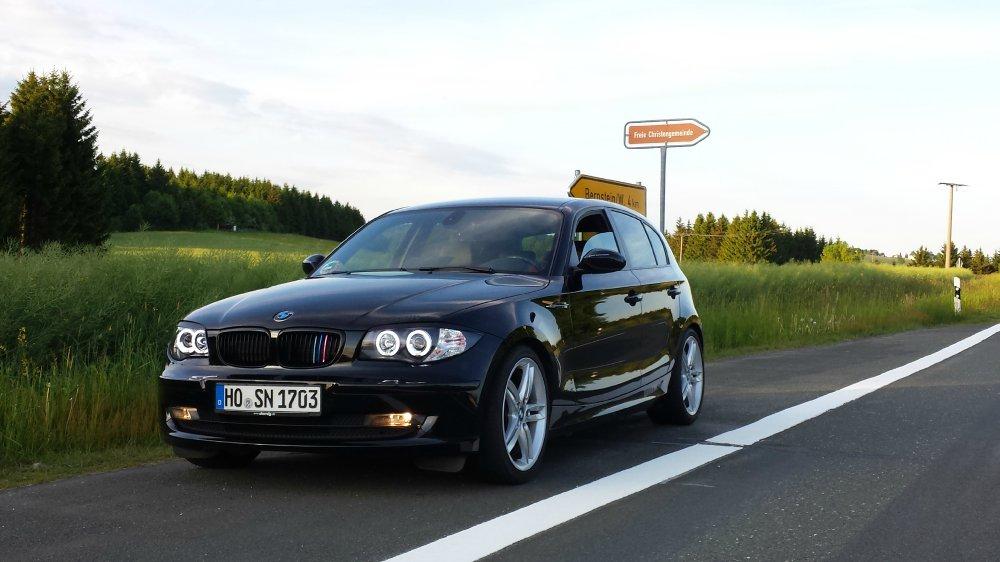 The Black One - 1er BMW - E81 / E82 / E87 / E88