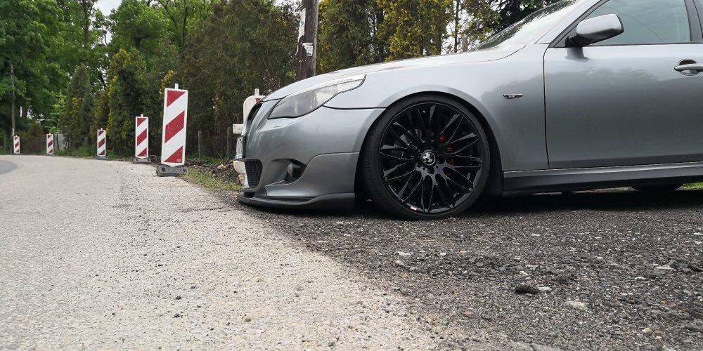 E60 530i M-paket, gewindefahrwerk, 20 zoll - 5er BMW - E60 / E61