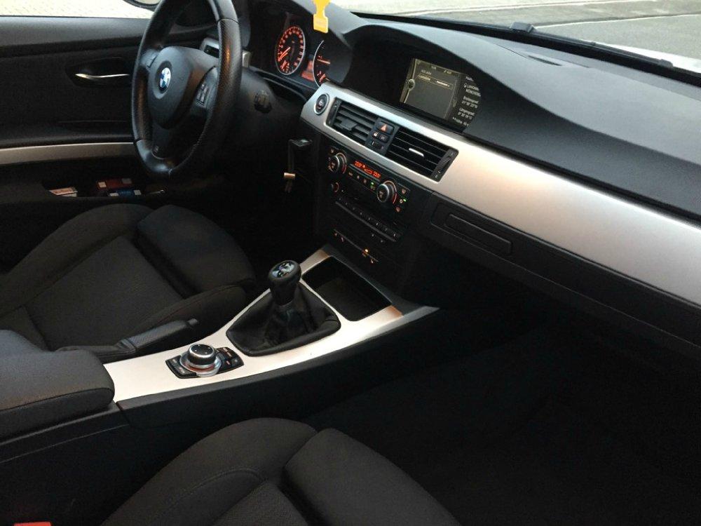 """BMW E91 320d LCI - """"White Star"""" - 3er BMW - E90 / E91 / E92 / E93"""
