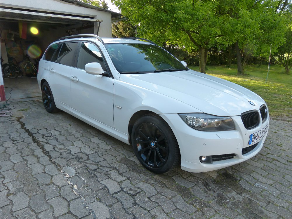 bmw e91 320d lci white star 3er bmw e90 e91. Black Bedroom Furniture Sets. Home Design Ideas