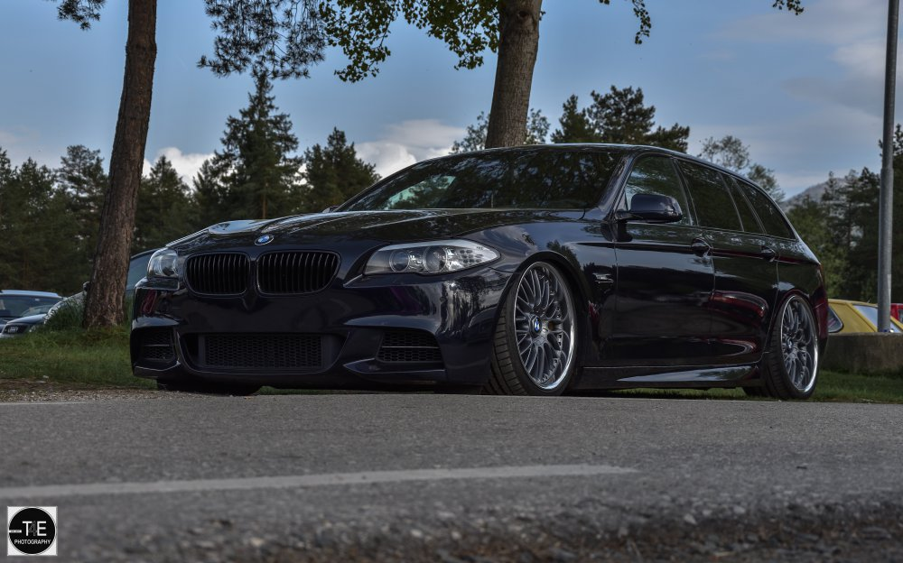 BMW F.air.11 - Black Beauty - 5er BMW - F10 / F11 / F07