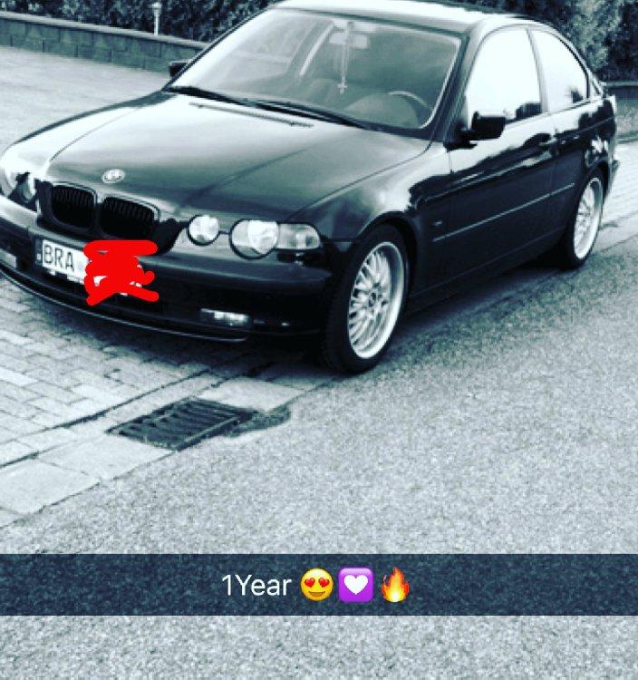 BMW e46 316TI, H&R,M,DOTZ - 3er BMW - E46