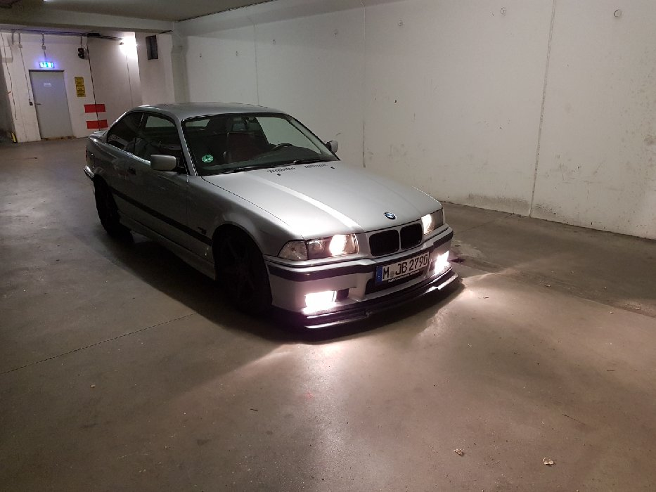 E36 320 i coupe - 3er BMW - E36