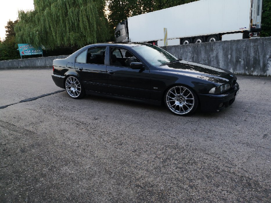 """E39 535Ia 20"""" BBS Black - 5er BMW - E39"""
