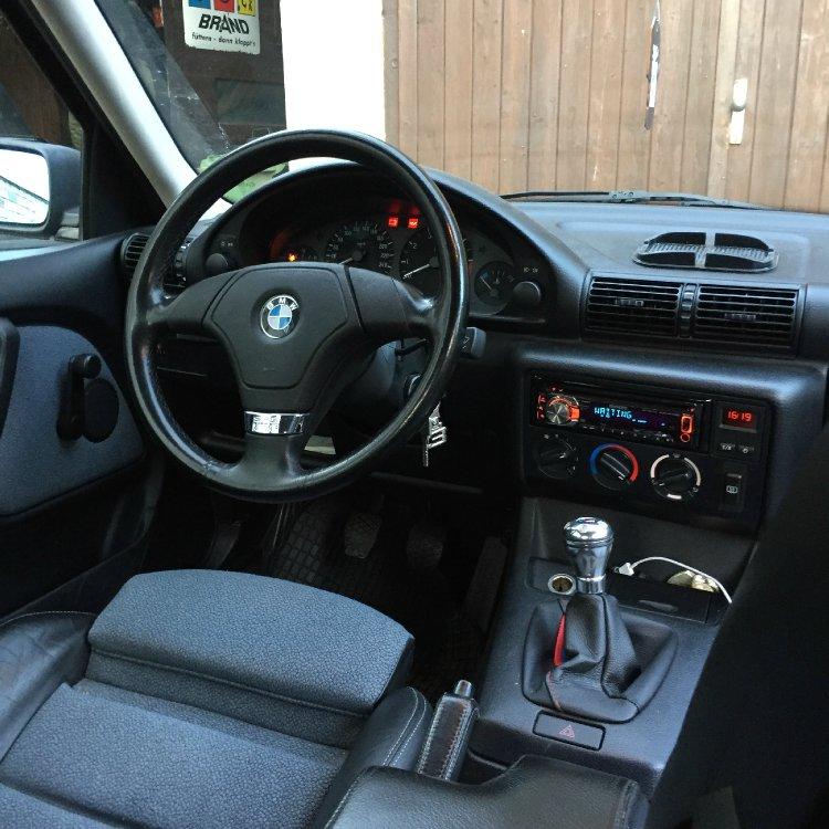 E36 316i Compact foliert statt lackiert - 3er BMW - E36