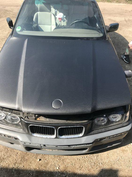 Rosti E36 coupe im Umbau - 3er BMW - E36