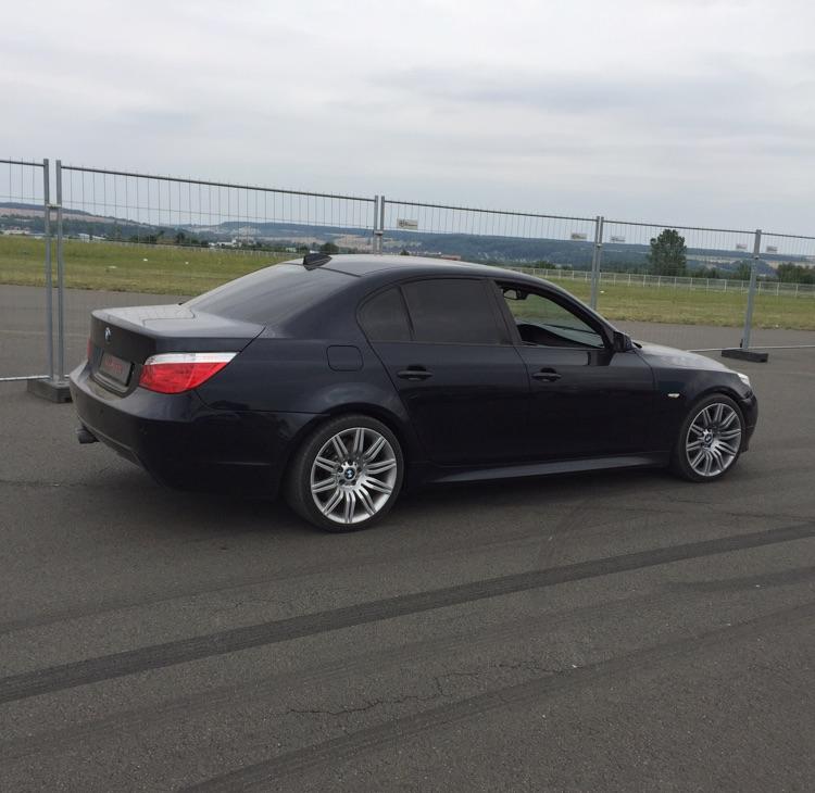 E60 550 dapper PJ4 - 5er BMW - E60 / E61